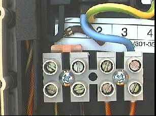 verificacion montage electrodomestico